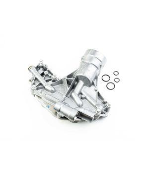 Теплообменник охладитель моторного масла Опель Шевроле GM 1.6turbo