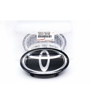 Эмблема передняя Toyota под дистроник стекло