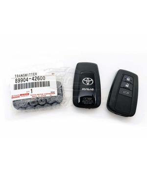 Смарт ключ Тойота РАВ4 AXAA5#,AXAH5#,MXAA5#