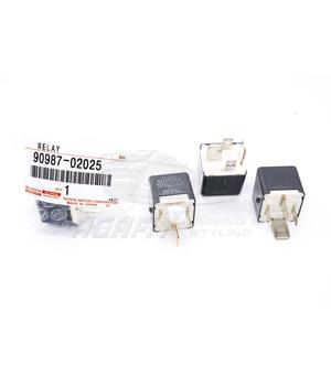 Реле электрическое Тойота 90987-02025