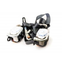 Ремни безопасности с пиропатроном для Nissan X-Trail Tiida Note