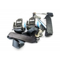 Новые ремни безопасности  ЧЁРНЫЕ X-TRAIL T32R