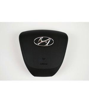 Крышка подушки безопасности Hyundai Solaris