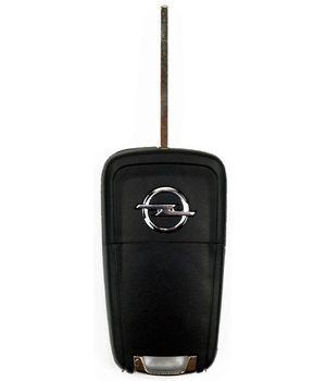 Ключ с чипом Опель 433 Мгц