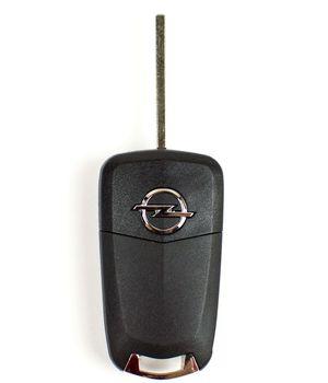 Ключ с чипом 433mhz Opel old