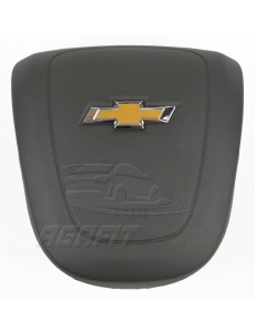 Подушка безопасности в руль серая Шевроле Круз 09-10